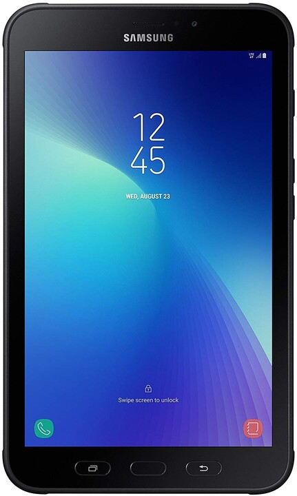 Samsung Galaxy Tab Active2, 3GB/16GB, LTE, Black