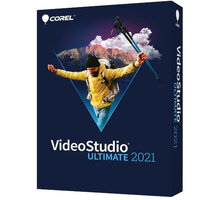 VideoStudio 2021 Ultimate ML - BOX - VS2021UMLMBEU