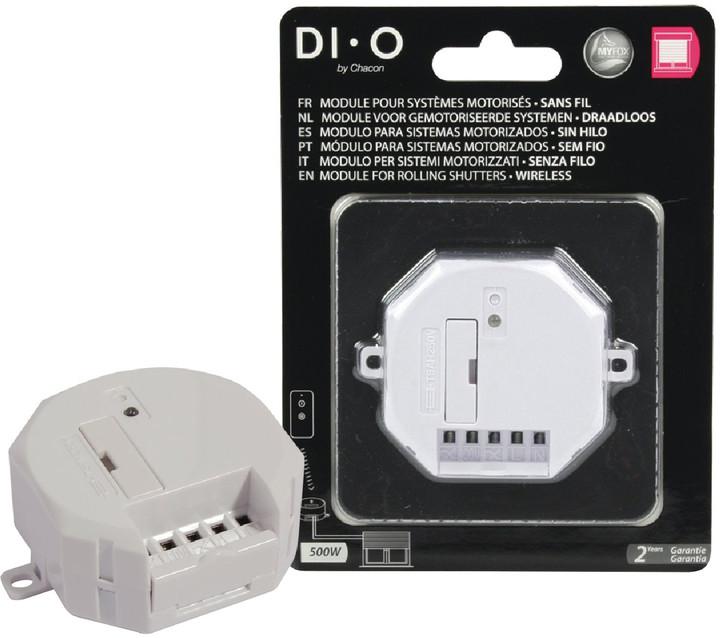 DI-O senzor pohybu, vnitřní