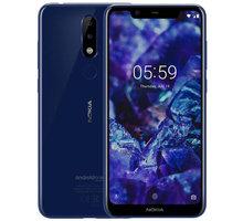 Nokia 5.1 Dual SIM, 3GB/32GB, Blue