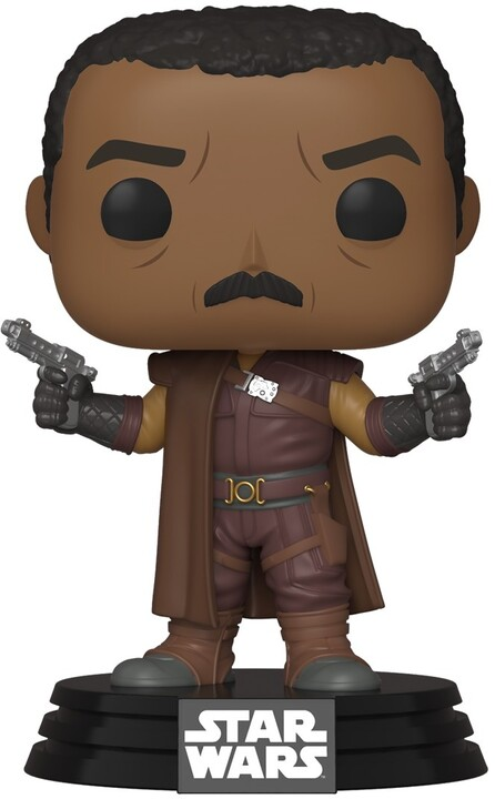 Figurka Funko POP! Star Wars Mandalorian - Greef Karga