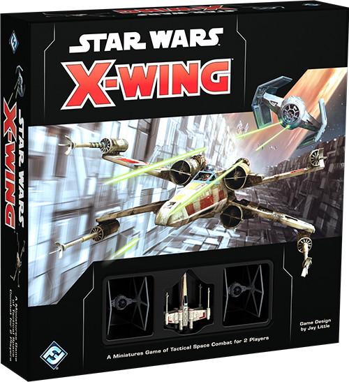 Desková hra Star Wars X-Wing: Miniatures Core Set 2nd Edition (EN)