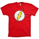 Tričko DC Comics: Flash Logo (S)