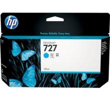 HP B3P19A náplň č.727, cyan