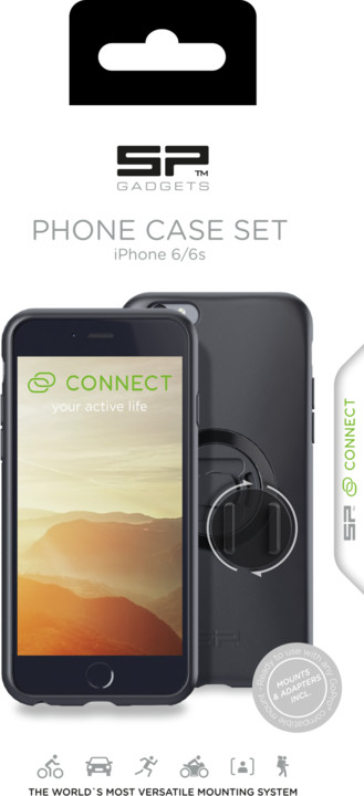 SP Connect Phone Case Set iPhone 7+/6s+/6+