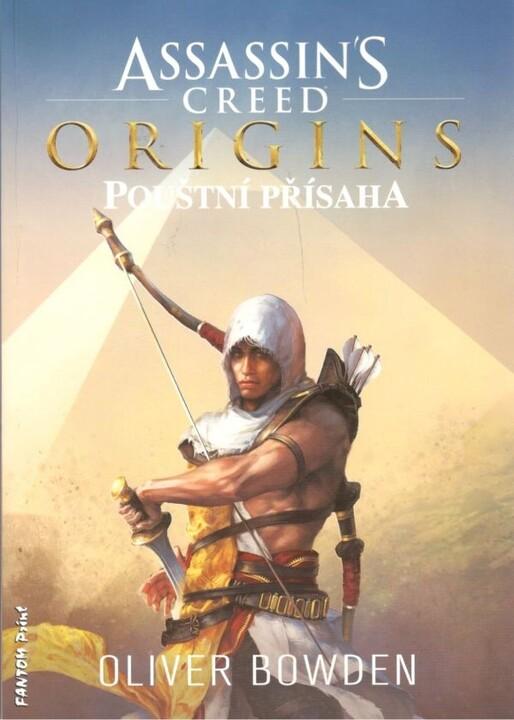 Komiks Assassin´s Creed: Origins - Pouštní přísaha
