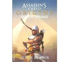 Kniha Assassin´s Creed: Origins - Pouštní přísaha - 9788075940155