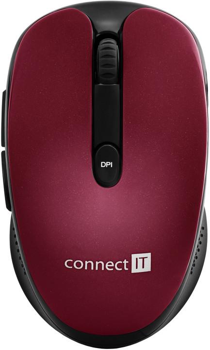CONNECT IT CMO-3000, červená