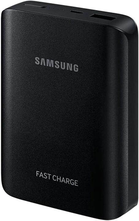 Samsung EB-PG935BB záložní baterie 10200mAh, černá