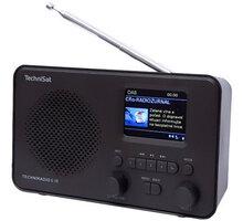 TechniSat TECHNIRADIO 6 IR, černá O2 TV Sport Pack na 3 měsíce (max. 1x na objednávku)