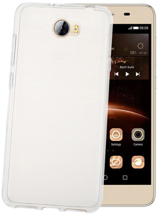 CELLY Gelskin TPU pouzdro pro Huawei Y5 II, bezbarvá