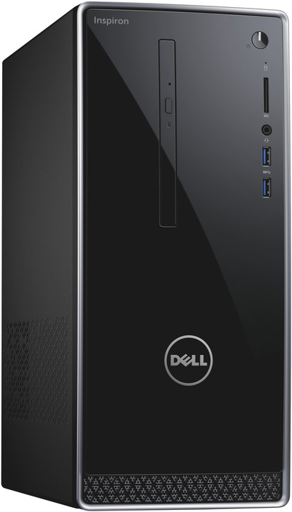 Dell Inspiron 3650, černá