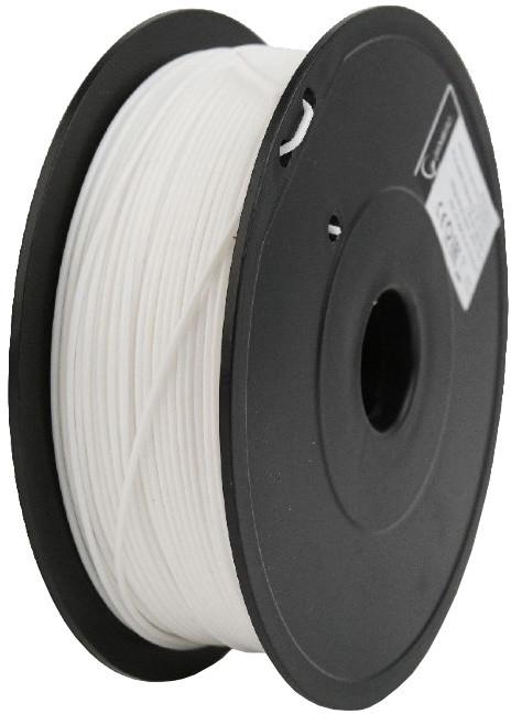 Gembird tisková struna (filament), PLA+, 1,75mm, 1kg, bílá