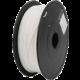 Gembird tisková struna (filament), PLA+, 1,75mm, 1kg, bílá  + Red Bull Energy drink 355ml v hodnotě 49,-