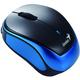 Genius Micro Traveler 9000R V2, bezdrátová, černá/modrá