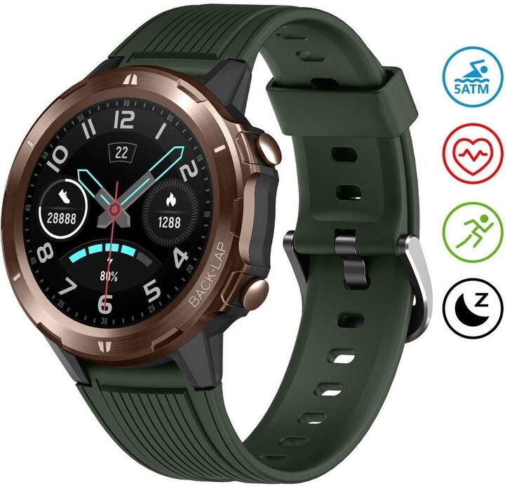 UMIDIGI Uwatch GT Midnight Green