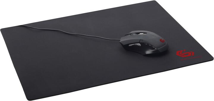 Gembird MP-GAME-S, podložka pod myš, velikost S