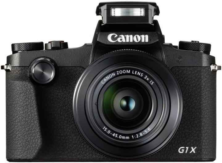 Canon PowerShot G1 X Mark III, černá