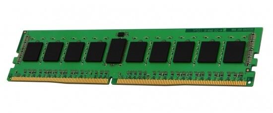 Kingston Server Premier 16GB DDR4 2666 CL19 ECC, DIMM SR x8 Micron E