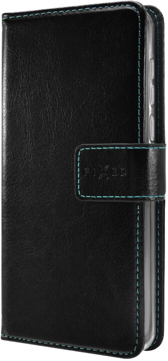 FIXED Opus pouzdro typu kniha pro Acer Liquid Zest Plus (Z628), černé