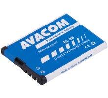 Avacom baterie do mobilu Nokia 6111, 750mA, Li-Ion - GSNO-BL4B-S750