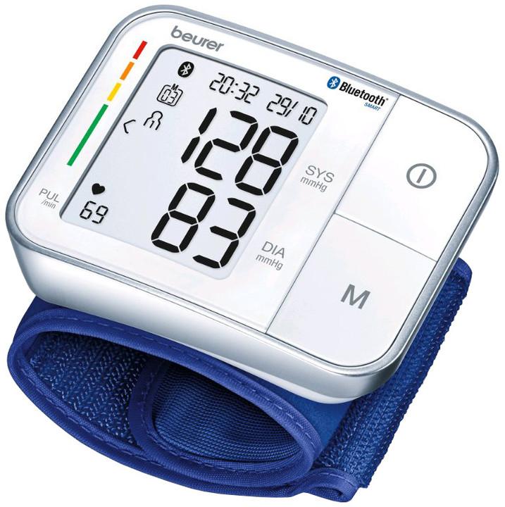 Beurer BC 57 BT tlakoměr, pulsoměr na zápěstí