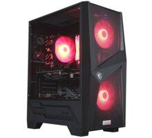 HAL3000 Master Gamer Pro 70S IEM, černá - PCHS2428