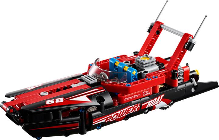 LEGO Technic 42089 Motorový člun