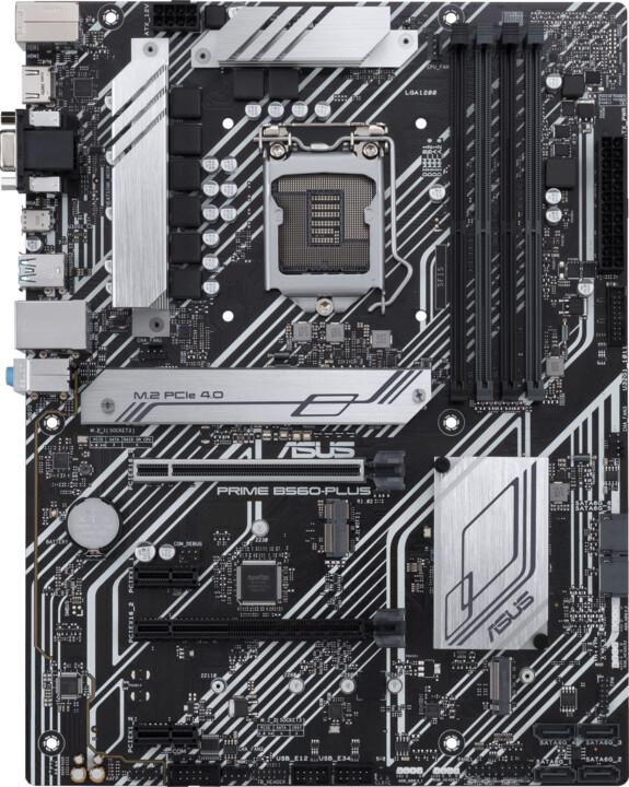 ASUS PRIME B560-PLUS - Intel B560