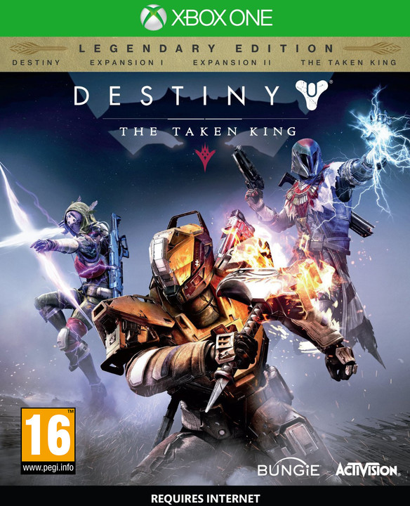 Destiny: The Taken King - Legendary Edition (Xbox ONE)