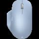 Microsoft Bluetooth Ergonomic Mouse, modrá