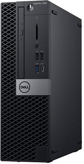 Dell Optiplex 7060 SFF, černá