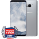 Samsung Galaxy S8+, 64GB, stříbrná  + Cashback 4000 Kč zpět + Moje Galaxy Premium servis + Aplikace v hodnotě 7000 Kč zdarma