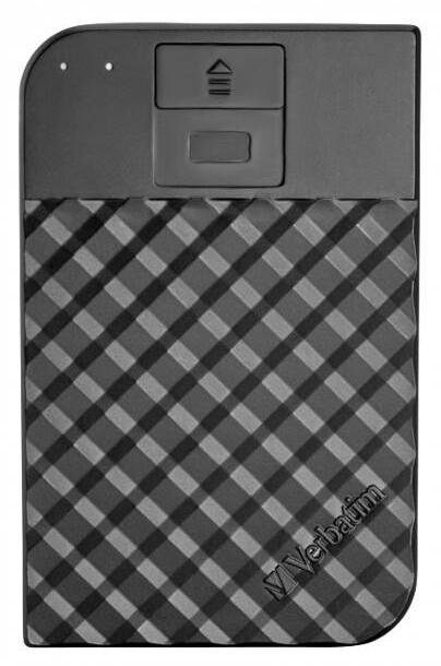 Verbatim Fingerprint Secure Portable, 2,5''- 2TB