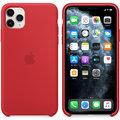 Apple silikonový kryt na iPhone 11 Pro Max (PRODUCT)RED, červená