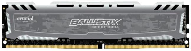 Crucial Ballistix Sport LT 8GB DDR4 2400