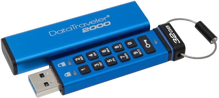 Kingston USB DataTraveler DT2000 - 32GB