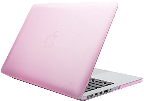 KMP ochranný obal pro 13'' MacBook Pro Retina, 2015, růžová