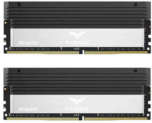 Team T-FORCE Xtreem 16GB (2x8GB) DDR4 3866, silver
