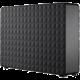 Seagate Expansion Desktop PLUS - 4TB, černá
