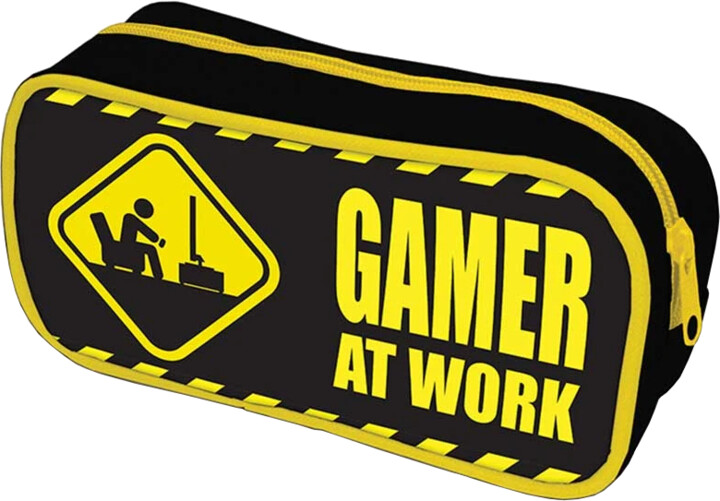 Pouzdro Gaming - Gamer At Work
