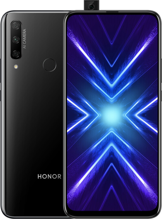 Honor 9X, 4GB/128GB, Black