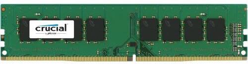 Crucial 4GB DDR4 2133, Single Ranked