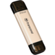 Transcend JetFlash 930C, USB3.2 - 512GB, zlatá