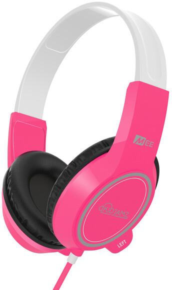 MEE audio KidJamz 3rd gen, růžová