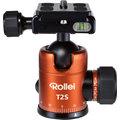 Rollei C5i + hlava T2S, oranžová