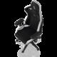 Noblechairs EPIC, SK Gaming, černá/modrá/bílá