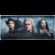Podložka pod myš The Witcher: Icons, XL, herní, látková