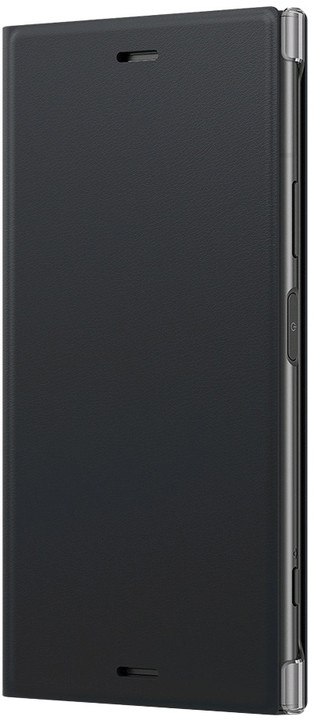 Sony Style Cover Flip pro Xperia XZ1, černá