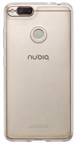 Nubia Original Protective Pouzdro pro Z17 mini Transparent (EU Blister)